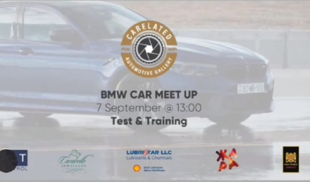 BMW car meet up